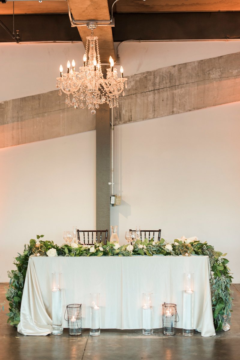 The Bond Events in York, PA | Megan and Andrew\'s Industrial Chic ...